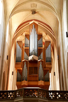 Church Organ Germany
