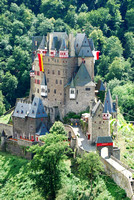 Castle Burg Eliz Germany