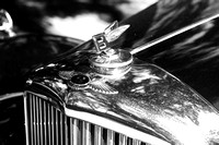 BW Bentley hood ornament